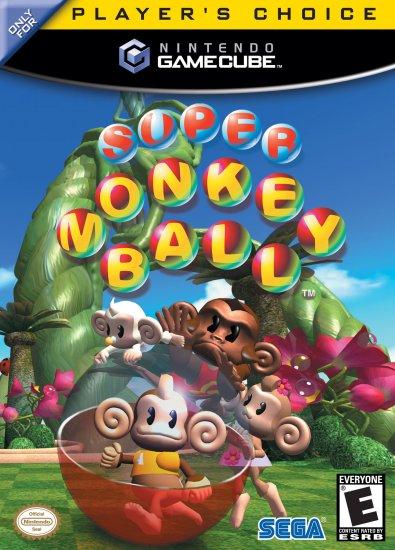 Super Monkey Ball - GC