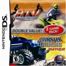ATV THUNDER RIDERS MTRUCKS NDS