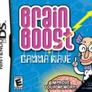BRAIN BOOST GAMMA WAVE NDS