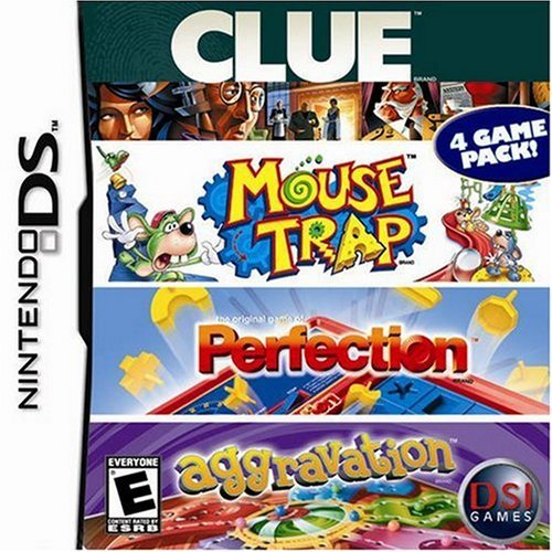 CLUE MOUSE PERFECTION AGG NDS