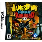JAMES POND ROBOCOD NDS