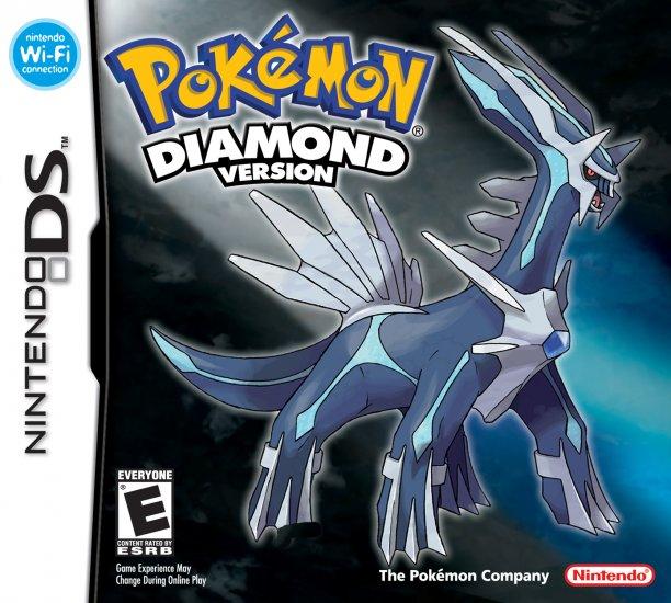 Pokemon Diamond