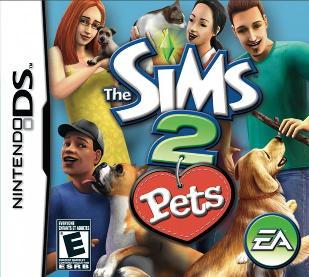 Sims 2 Pets, The
