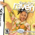 THATS SO RAVEN NDS