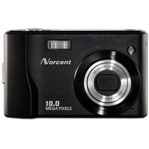 Norcent Xias Dcs-1050 Slim 10 Mp Digital Camera W/ 3inch Lcd