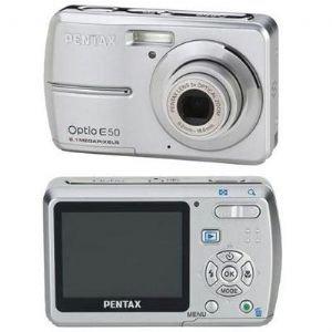 8mp Optio E50 Camera
