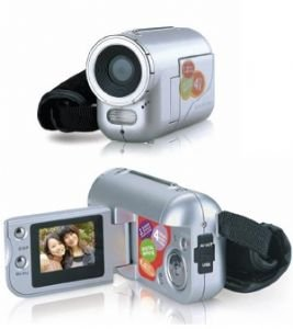 Cobra 3.1 Mp Digital Video Camera With 1.5� Tft Color Display