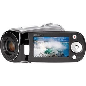 Samsung Scmx10 Memory Camcorder 1/6 Charged Couple Device Sensor, 2.7 Lcd