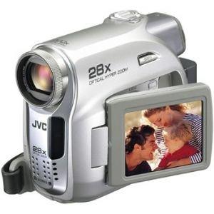 Jvc Gr-D347 Minidv Camcorder, 28x Optical/800x Digital Zoom
