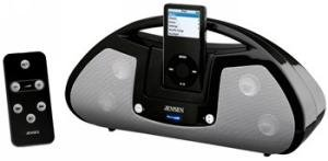 Jiss-120 Universal Ipod® Docking Station With