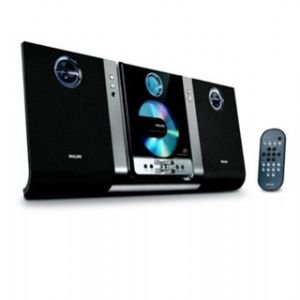 Philips Mc235b Micro Size Stereo Audio System
