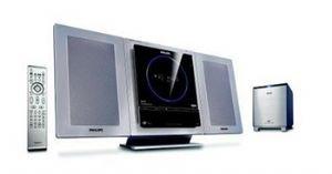 Philips Mcd288 Dvd Micro Theater Shelf System ,mcd-288,mcd288/37