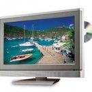 Toshiba 20hlv16 - 20 Hd Lcd Tv/dvd Combo, 1366 X 768 Resolution