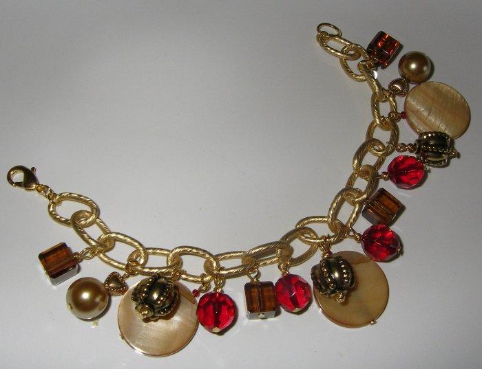 Flirt collection Charm Bracelet #1