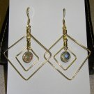 Dimond Shape  Earrings