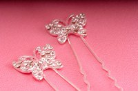 Butterfly Hair Pins  HP1950