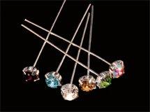 Multi Shine Hair Pins HP62700