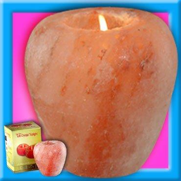 VAS SHAPE Himalayas Rock Salt Tea Light Feel Better