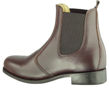 SA Jodhpur ankle horse riding boots English jods BR 6.5
