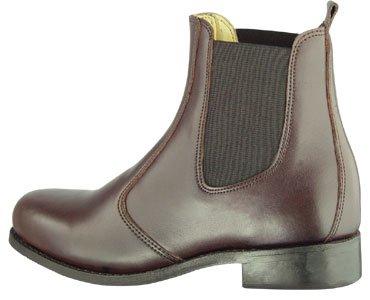SA Jodhpur ankle horse riding boots English jods BK 6.5