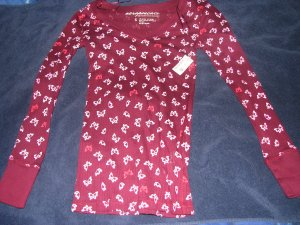 Aeropostale long sleeve shirt size small