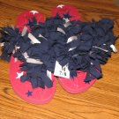 American Fluffy Flip Flops