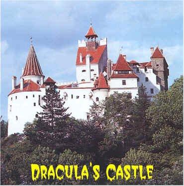 5 Days - DRACULA Tour / Departure-September 01,2008 /