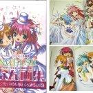 Angels II Galaxy Angel Art Book