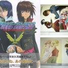 Gundam Seed Destiny Pinup Collection Art Book