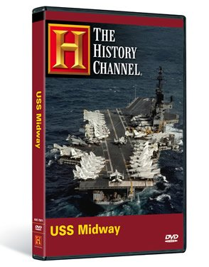 USS Midway The Hero Ship DVD