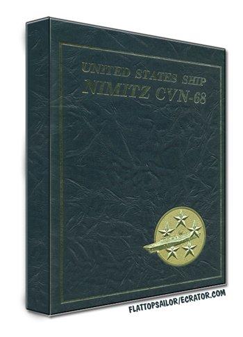 1976 - 1977  USS Nimitz (CVN-68) Cruise Book on CD