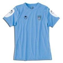 Uruguay's home jersey