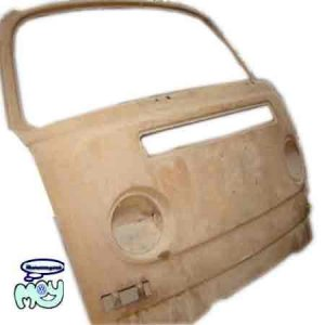 Front Panel without AIRDUCT No.211-805-031 AJ