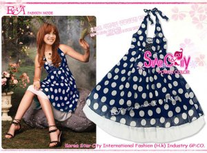 Polkadot Dress One Piece
