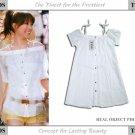 Horizon Collar Cotton Shirt