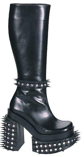 "5 1/2"" super high heel boots"