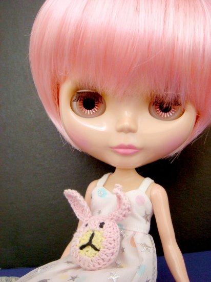 Pink Bob Wig (A01T-Pink)