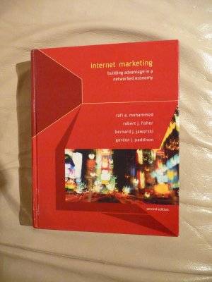 USED - Internet Marketing: Building Advantage in a Networked Economy