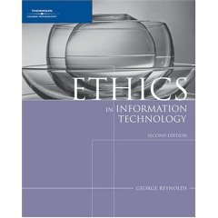 NEW - Ethics in Information Technology