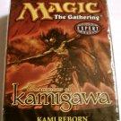 Magic the Gathering Kami Reborn Champions of Kamigawa MTG green black Theme Deck