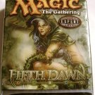 Magic the Gathering Fifth Dawn Stampede MTG red green Theme Deck