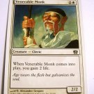 Venerable Monk 55/350 White Common 8th Edition MTG Card