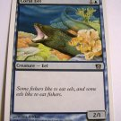 Coral Eel 70/350 Blue Common 8th Edition MTG Card