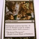 Fear 134/350 Magic the gathering Black Common 8th Edition Single