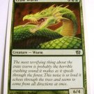 Craw Wurm 239/350 Green Common 8th edition mtg card
