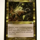 Death Mutation 96/143 Gold Black and Green Uncommon Apocalypse Card