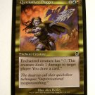 Quicksilver Dagger 118/143 Gold Island and Mountain Common Apocalypse card