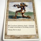 Crossbow Infantry 12/350 white soldier 7th edition common card