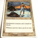 Pacifism 29/350 white 7th edition enchant creature card