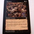 Torment card from Stronghold black enchant mtg card